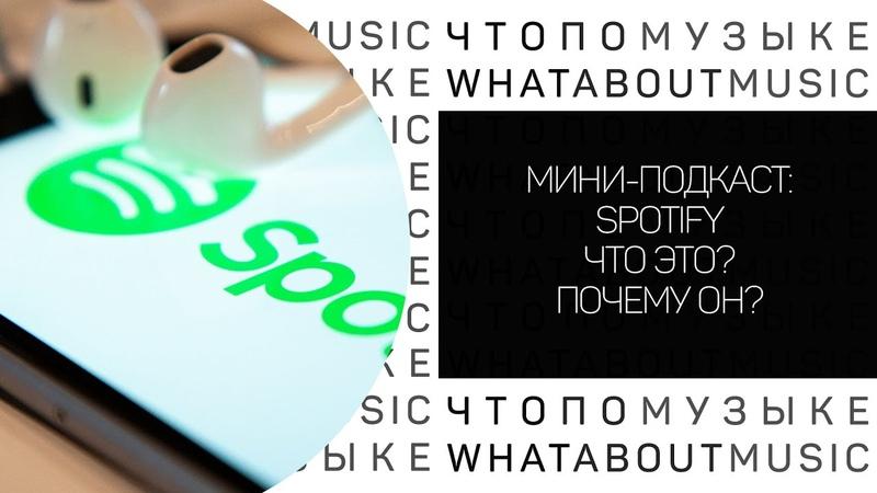 Мини-подкаст Spotify Что это Почему он