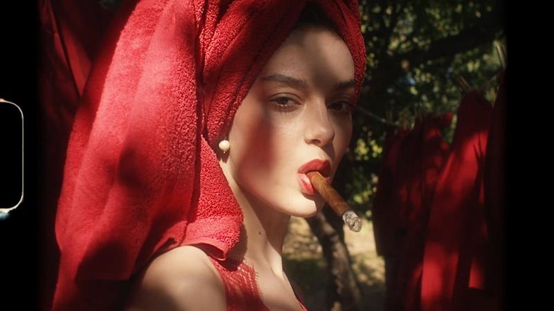 Valeria Travkina To Be Woman - Erotic Almanach Teaser