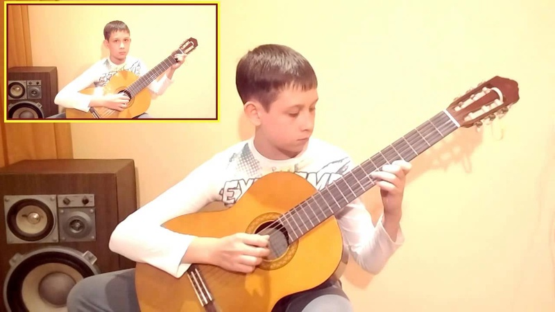 Испанская музыка из фильма В поисках капитана Гранта