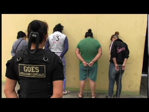 INPE traslada cuatro internas al penal de Concepción
