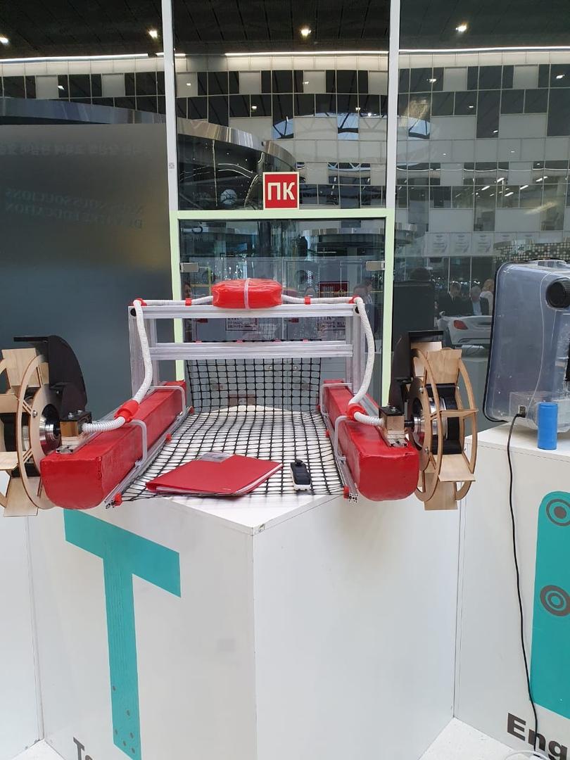 Международный научно-технический системно–инженерный конкурс-акселератор детских и молодежных инновационных проектов «НТСИ-SkАРТ», изображение №10