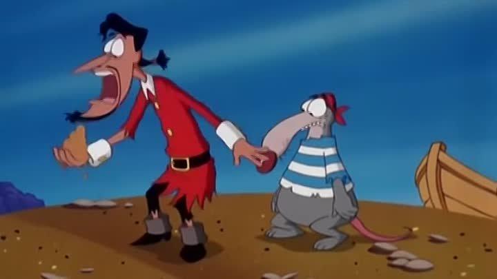 Мультфильм бешеный джек пират 11 серия HD