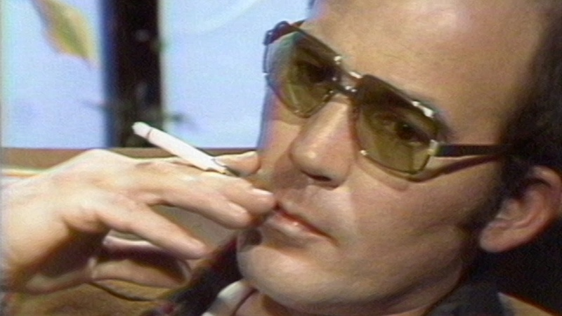 Hunter S Thompson Interview on Gonzo Journalism April 16 1975