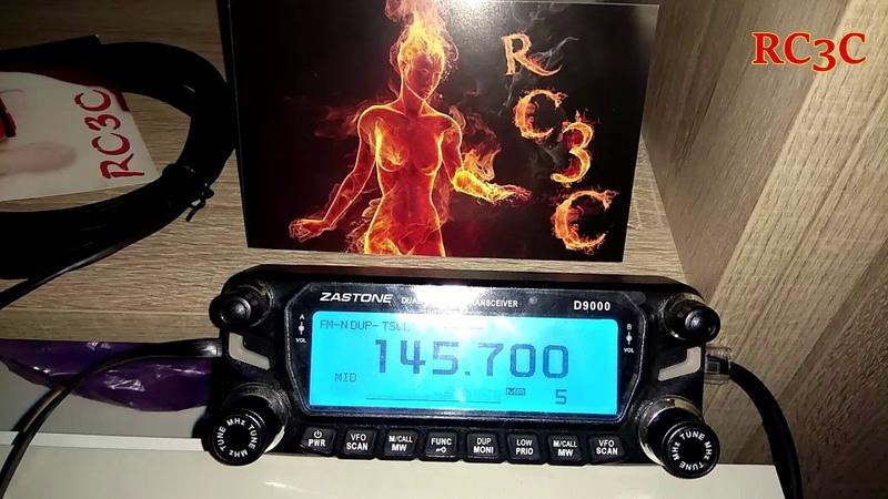 QSO c RD3AV P 145 700 MHz FM repeater RR3DA R RC3C hamradio amrad hamr радиолюбители радиосвязь УКВ VHF ФМ FM SonyVegasPro rendervideo NewMoscowDXClub