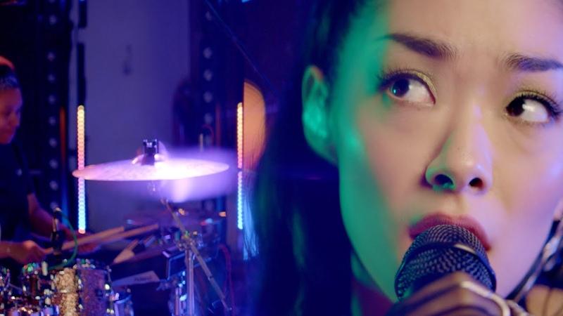 Rina Sawayama XS BRITs 2021 Rising Star Session at Abbey Road