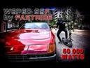 FERRARI 365 DAYTONA VS WEPED SSF 50 000W trottinette électrique la plus rapide au monde
