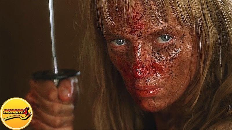 Ума Турман против Элли Драйвер. Фильм«Убить Билла. Фильм 2» год 2004