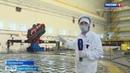 На ЛАЭС показали, как работают системы безопасности на старых и новых энергоблоках