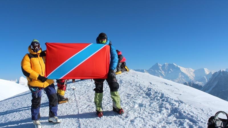 Туапсинцы покорили одну из вершин Гималаев